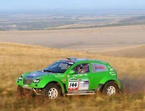 """""""Vanagas Racing"""" ekipos """"OSCar"""" bagis (c) """"Vanagas Racing"""" archyvo nuotr."""