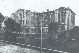 (c) Saulės gimnazijos archyvo nuotr.