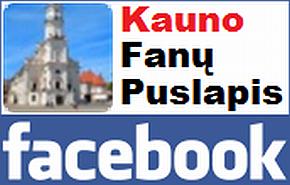 Kauno fanų puslapis