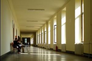 mokyklos koridorius.. Koridorius-sxc