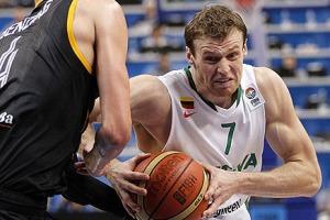 Vokietiją įveikusi Lietuva –Europos čempionato ketvirtfinalyje