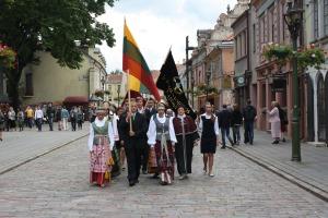 Duris atvėrė pirmoji katalikiška kolegija Lietuvoje