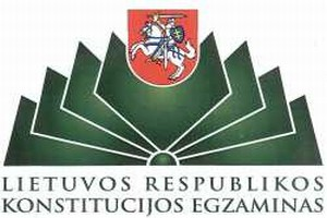 Kauno miesto savivaldybė kviečia dalyvauti Konstitucijos egzamine