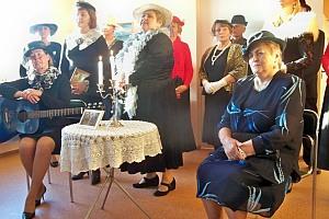 Tęsiasi renginiai, skirti Tarptautinei pagyvenusių žmonių dienai