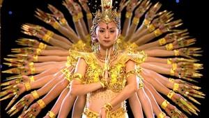"""Kadras iš dokumentinio filmo """"Samsara"""""""