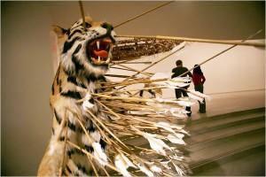 Cai Guo-Qiang / caiguoqiang.com arch. nuotr.
