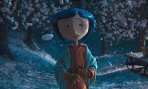"""Kadras iš animacinio filmo """"Koralaina"""""""