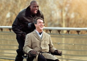 "Kino filmo ""The Intouchables"" kadras"