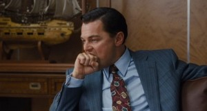 "Kino filmo ""The Wolf of Wall Street"" kadras"