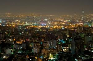 Teheranas © Wikimedia Commons archyvo nuotr.