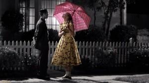 """Kino filmo """"Pleasantville"""" kadras"""