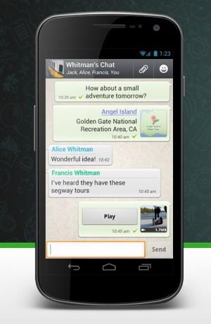 whatsapp.com archyvo nuotr.