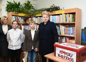 © R. Dačkaus/LR Prezidento kanceliarijos nuotrauka