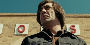 "Kino filmo ""No Country for Old Men"" kadras"