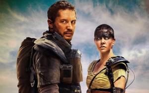 "Kino filmo ""Mad Max: Fury Road"" kadras"