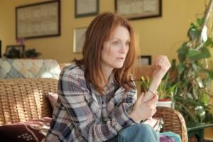 "KIno filmo apie Alzheimerio ligą ""Still Alice"" kadras"