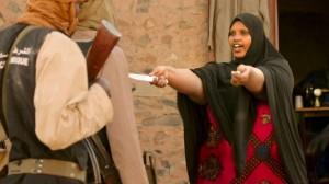 """Kino filmo """"Timbuktu"""" kadras"""