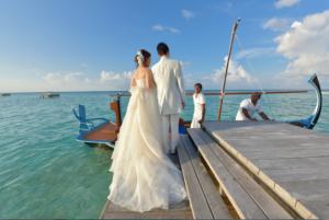 Four Seasons Resort Maldives, Landaa Giraavaru nuotr.