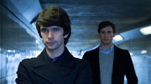 "Televizijos serialo ""London spy"" kadras"
