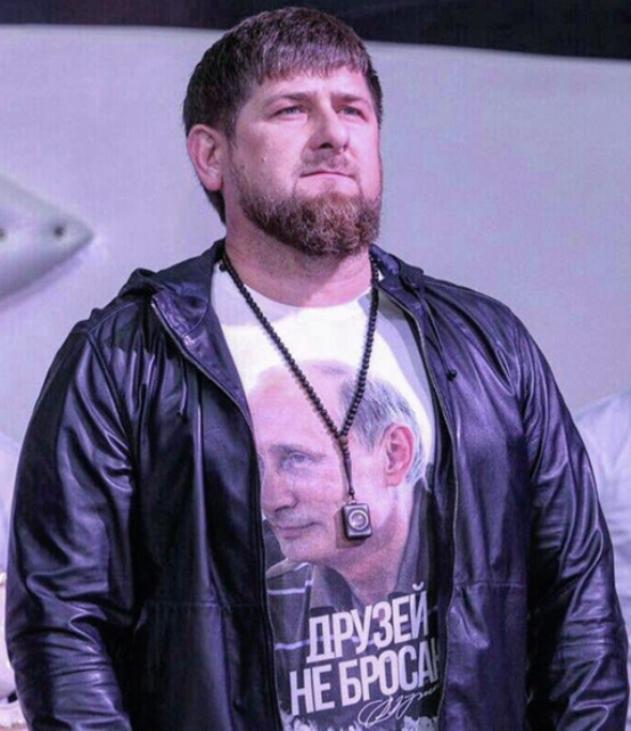 Ramzanas Kadyrovas 1