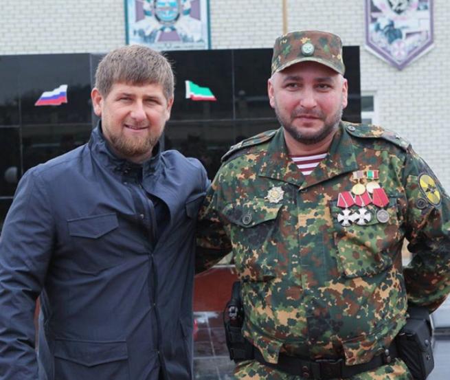 Ramzanas Kadyrovas 3