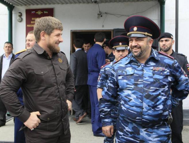 Ramzanas Kadyrovas 4