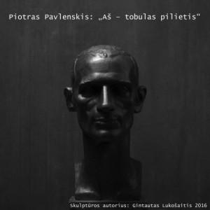 Gintauto Lukošaičio projekcijos / Skulptoriaus Gintauto Lukošaičio projektas