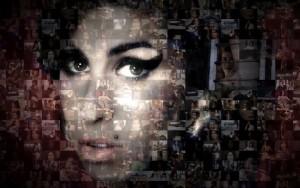 """Dokumentinio filmo """"Amy"""" plakatas"""