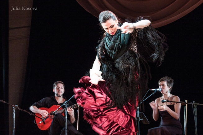 Flamenco 1,amorodio, ars libera international