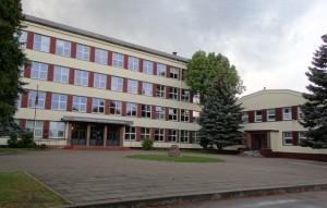 Kauno technologijos universiteto inžinerijos licėjus © Wikimedia Commons nuotr.
