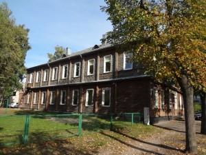 V. Bacevičiaus pradinė mokykla / pranoistorijos.blogspot.lt archyvo nuotr.