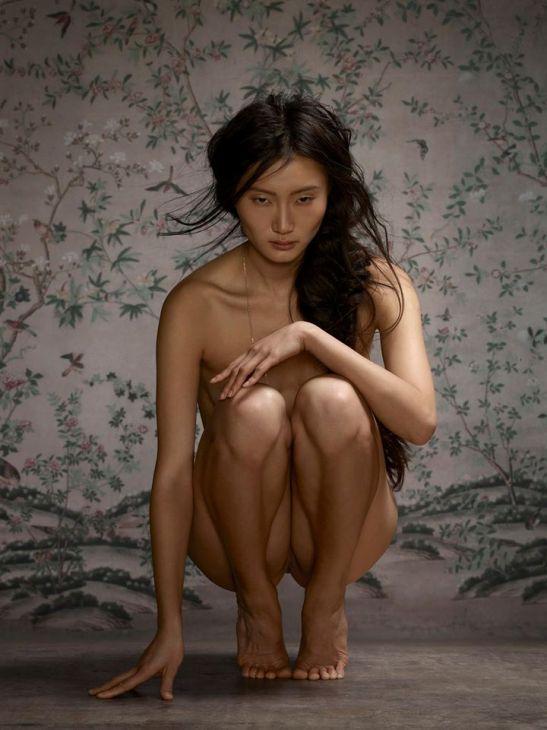 Mongolian women models nude