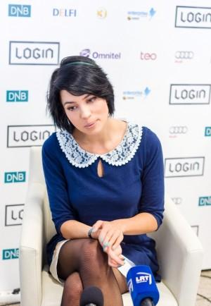 Nadya Tolokonnikova © Vilmanto Ramono nuotr. / KaunoZinios.lt