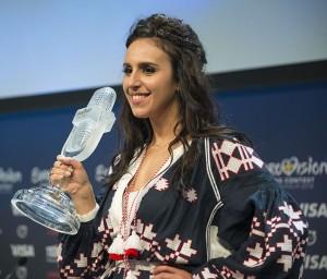 Eurovizija 2016 nugalėtoja Jamala © Wikimedia Commons nuotr.