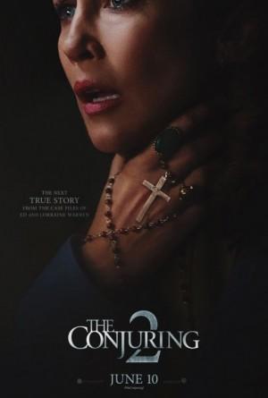 "Filmo ""The Conjuring 2"" plakatas"