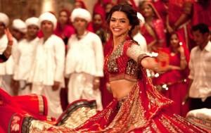Indiško kino filmo kadras