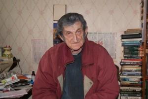 Iseris Šliomovičius, Daumantės Baranauskaitės nuotr.