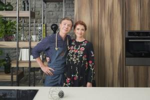 Erica Jennings ir Deivydas Praspaliauskas / TV3 archyvo nuotr.