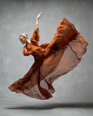"""Charlotte Landreau, Soloistė, """"Martha Graham Dance Company"""" © Deborah Ory nuotr."""