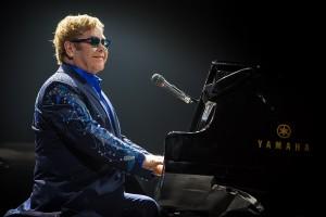 Elton John organizatorių archyvo nuotr.
