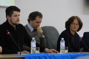 VDU Akademinio Politologų klubo diskusija / Organizatorių archyvo nuotr.