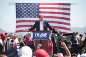 Donaldas Trumpas  nuotr.© Gage Skidmore nuotr.  / Wikimedia Commons