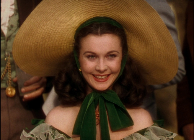 allvip.us Vivien Leigh Scarlett O'Hara Gone with the Wind 1939
