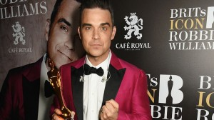 Robbie Williamsas / organizatorių archyvo nuotr.