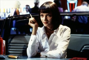 "Kino filmo ""Pulp Fiction"" kadras"