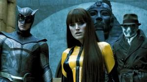 """Kino filmo """"Watchmen"""" kadras"""