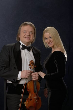 Zbignevas Levickis ir  Vaida Genytė / Organizatorių archyvo nuotr.