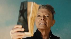 "David Bowie reklaminė albumo ""Black Star"" nuotr."