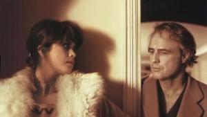 """Kino filmo """"Last tango in Paris"""" kadras"""