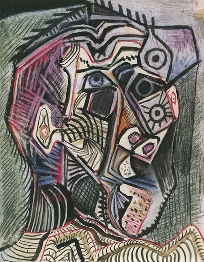 11-picasso-self-portrait